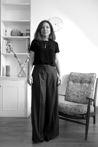 Pantalon années 30