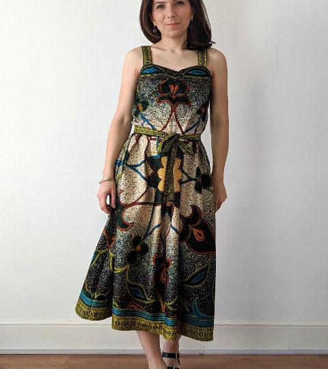 Mon premier concours de couture