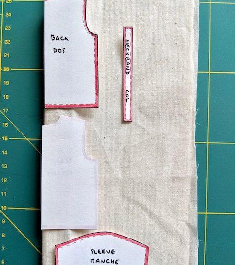 Comment utiliser un patron de couture ? 5 choses à savoir sur les patrons de couture.