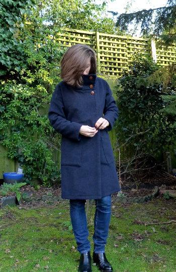 A winter coat
