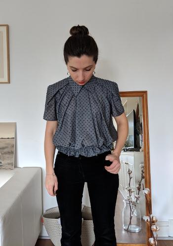 Le 600 blouse