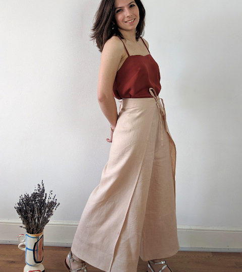 Camimade is launching sewing patterns
