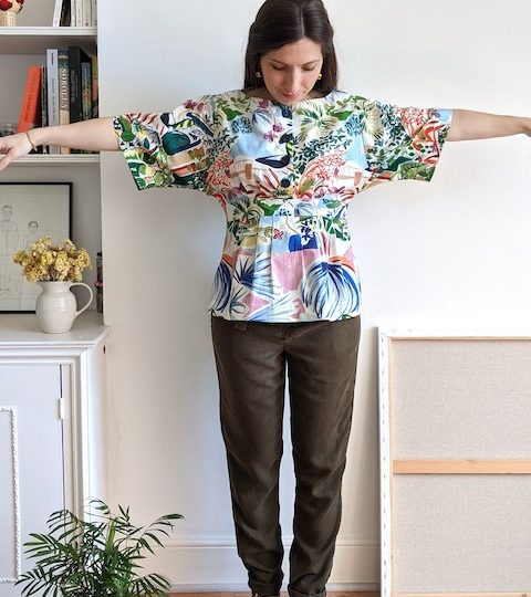 Tips to sew the Colette pattern