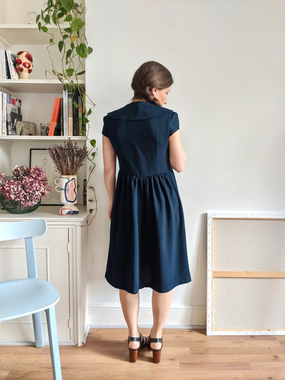 Paulette dress pattern - 8